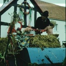 Erntedankumzug 1979