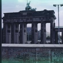 1988 Fahrt nach Berlin