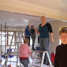 2007 Pfarrheim-Renovierung